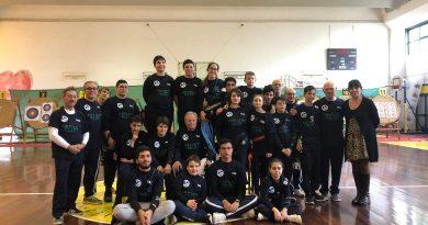 Compagnia Arcieri Elimi - Gara Indoor - 09_12_2018