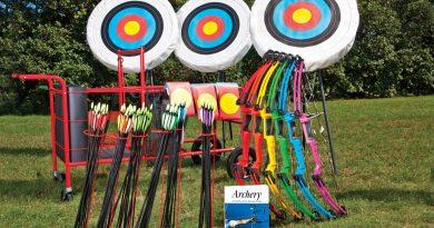 Compagnia Arcieri Elimi - equipaggiamento arciere