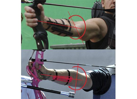 I difetti di allineamento nel tiro con l'arco