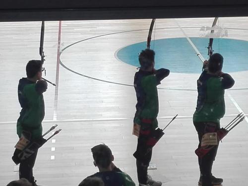 Comagnia Arcieri Elimi - Campionato Regionale Indoor - Erice - 24_02_2019 - 02