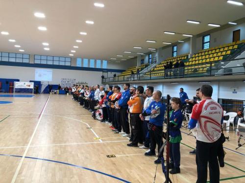 Comagnia Arcieri Elimi - Campionato Regionale Indoor - Erice - 24_02_2019 - 09