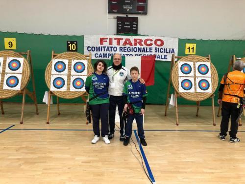 Comagnia Arcieri Elimi - Campionato Regionale Indoor - Erice - 24_02_2019 - 10