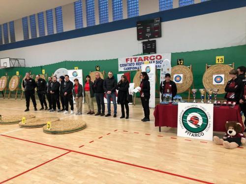 Comagnia Arcieri Elimi - Campionato Regionale Indoor - Erice - 24_02_2019 - 11
