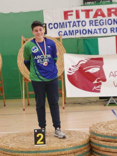 Comagnia Arcieri Elimi - Campionato Regionale Indoor - Erice - 24_02_2019
