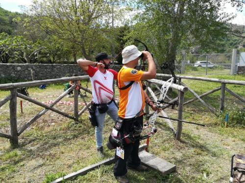 Compagnia Arcieri Elimi - Gara Outdoor - Tiri 3D - Milazzo - 28_04_2019