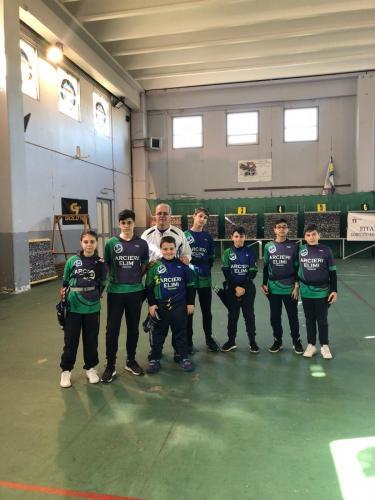 Compagnia Arcieri Elimi - Trofeo Pinocchio - Fase Invernale - Milazzo 2019