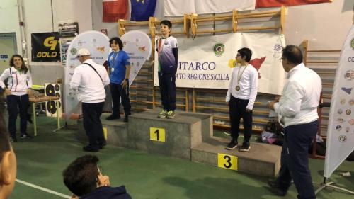 Compagnia Arcieri Elimi - Trofeo Pinocchio 2019 - Fase Invernale - Milazzo