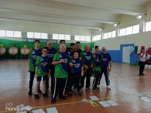 Compagnia Arcieri Elimi - Gara interna - Erice, 27 Ottobre 2019