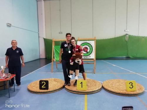 Compagnia Arcieri Elimi - Gara interna - Trapani, 20 Ottobre 2019