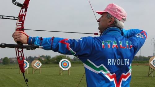 Compagnia Arcieri Elimi - stage Alessandro Rivolta