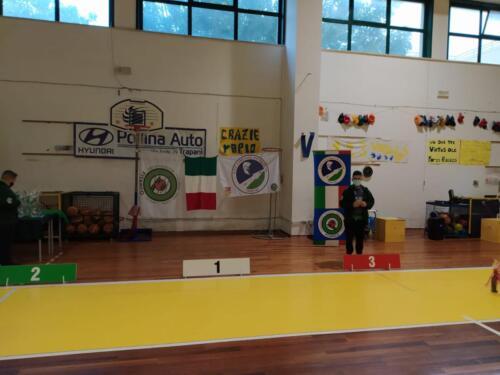 Gara Indoor - Trapani - 6 e 7 Febbraio 2021