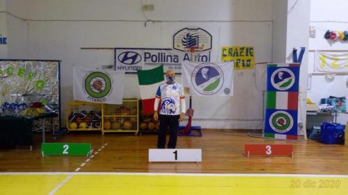 Gara Indoor - Trapani - 20 Dicembre 2020
