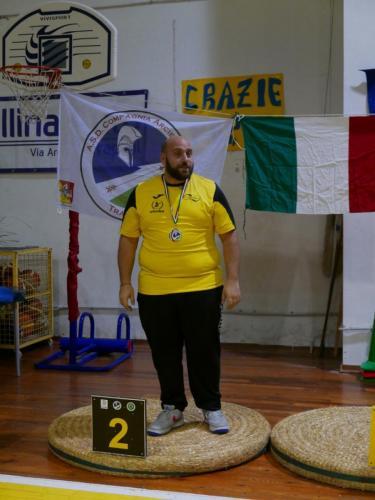Compagnia Arcieri Elimi - Gara Indoor - Trapani, 01 Dicembre 2019