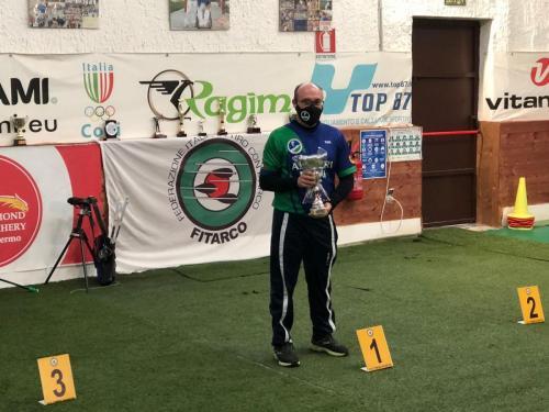 Compagnia Arcieri Elimi di Trapani - Gara Indoor - Trapani - 10 Gennaio 2021