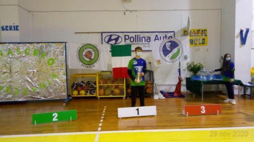 Compagnia Arcieri Elimi - Gara Indoor - Trapani - 29 Novembre 2020
