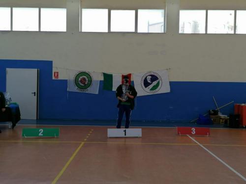 Gara Indoor - Erice - 30 e 31 Gennaio 2021